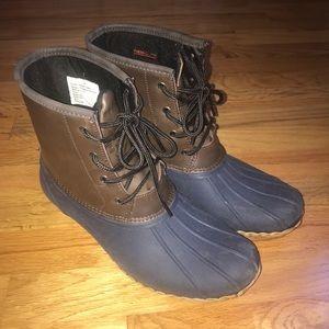 Merona Duck Boots